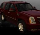Cadillac Escalade (Driver: San Francisco)
