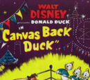 Canvas Back Duck