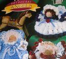 Annie's Attic 878702 Crochet Pudgy Potpourri Angels