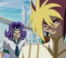 Organizaciones de Yu-Gi-Oh! ZEXAL