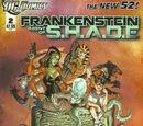 Frankenstein, Agent of S.H.A.D.E. Vol 1 2