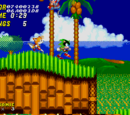 Glitch Sonic (Sonic the Hedgehog 2)