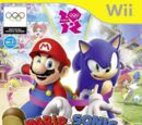 Mario & Sonic at the London 2012 Olympic Games (Wii) box artwork