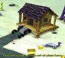 Cowfish Craig's shack