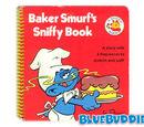 Baker Smurf's Sniffy Book