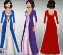 Albina von Roth/Super suknie na The Sims Resource