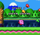 Lugares de Kirby's Dream Land