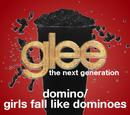 Domino/Girls Fall Like Dominoes