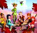 Disney Fairies songs
