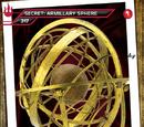Card 317: Armillary Sphere