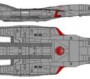 Caprica Class Light Battlestar