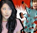 Bieber Centipede Invasion!