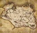 Skyrim: Orte