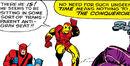 Nathaniel Richards (Kang) (Earth-6311) vs Avengers (Earth-616) from Avengers Vol 1 8 0003.jpg