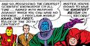 Nathaniel Richards (Kang) (Earth-6311) vs Avengers (Earth-616) from Avengers Vol 1 8 0001.jpg