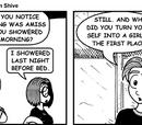 Tedd Forgot To Do Something: Comic for Thursday, Feb 26, 2004