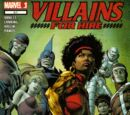Villains for Hire Vol 1 0.1