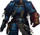 Силовая броня Warhammer 40000