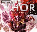 Thor: The Deviants Saga Vol 1 1