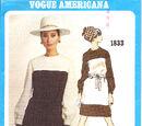 Vogue 1833 A
