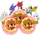 Digimon y los 30 elegidos 3: la trampa de los cazadores