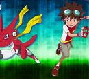 Digimon Xros evolution