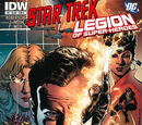Star Trek/Legion of Super-Heroes Vol 1 2