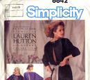 Simplicity 6642 A