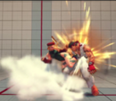 Cammy's Special Attacks
