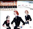 Butterick 5952 A