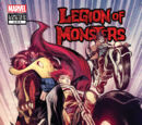 Legion of Monsters Vol 2 2