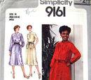 Simplicity 9161