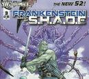 Frankenstein, Agent of S.H.A.D.E. Vol 1 3