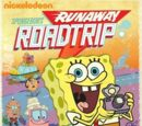 SpongeBob's Runaway Roadtrip (DVD)