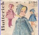 Butterick 2196 A