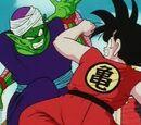 Son Goku vs. Piccolo