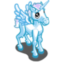 Icy Blue Pegacorn Foal-icon.png