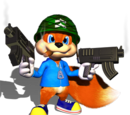 Conker the Squirrel/Extra Pics
