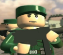 Russian Soldier (US Disguise)