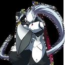 Hakumen (Story Mode Artwork, Pre Battle).png