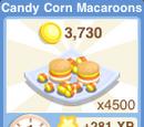 Candy Corn Macaroons