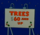 Trees $60 and Up