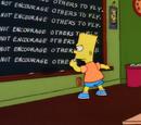 "Bart Gets an ""F""/Gags"