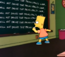 Bart the Daredevil/Gags