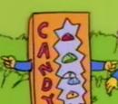 Candy Box Mascot