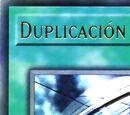 Duplicación de Máquina
