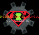Ben 10-Generator Rex-young justice: a group united