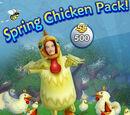 Spring Chick Pet Pal