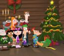 A Phineas and Ferb Family Christmas