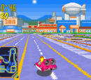 Entertainment District (Simpsons Road Rage)